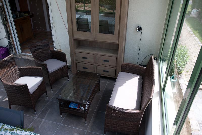 ameublement pour veranda meuble pour veranda pas cher mobilier pour veranda perfect rideau. Black Bedroom Furniture Sets. Home Design Ideas