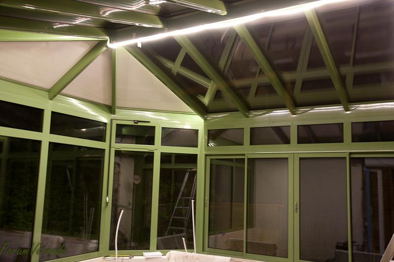 ruban led garage